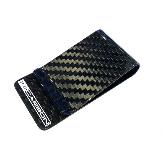 Carbon Fiber Money Clip - Gloss Finish
