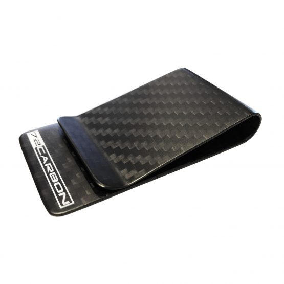 Carbon Fiber Money Clip - Matte